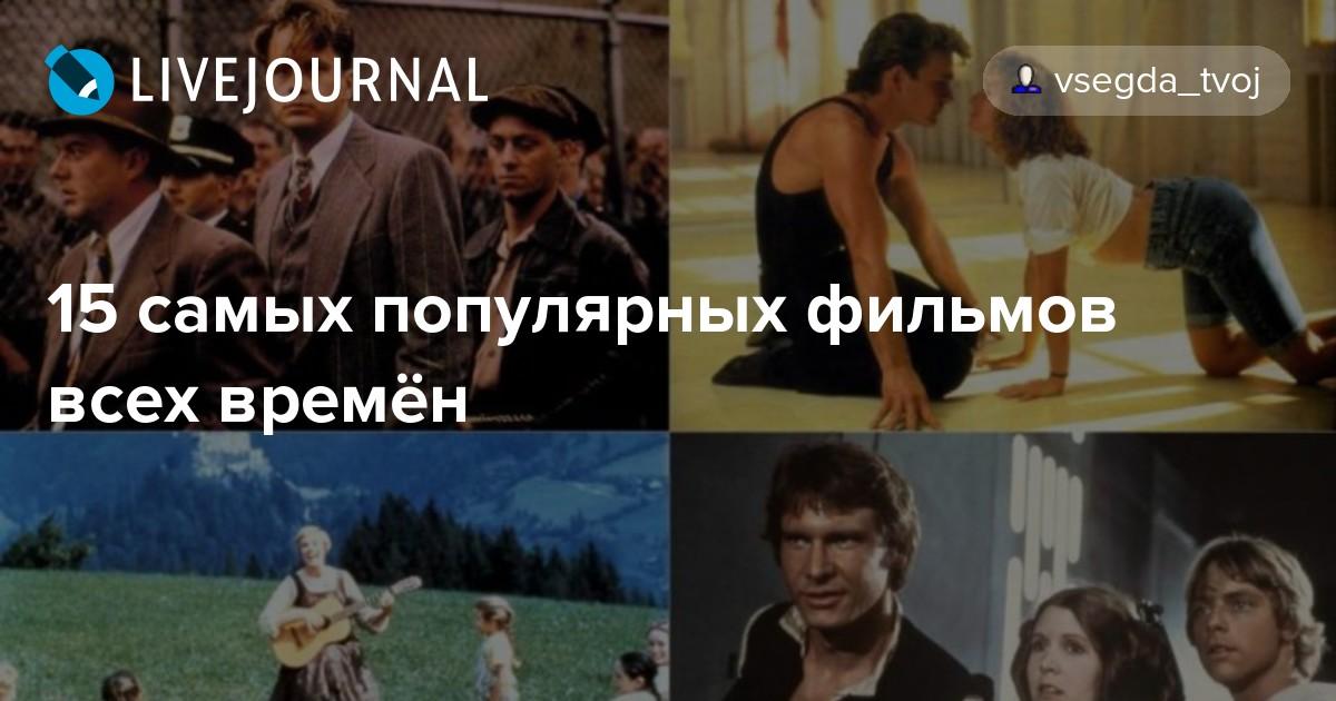 Самый популярный фильм