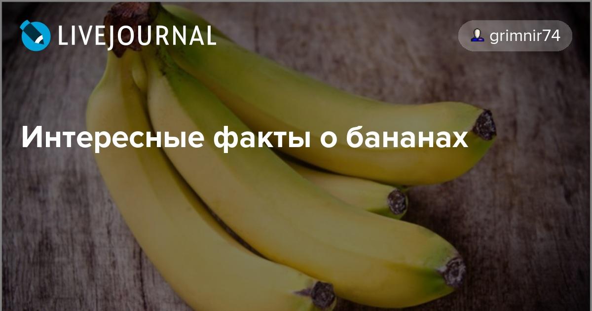 бесплатных 5 интересных фактов о банане другие песни