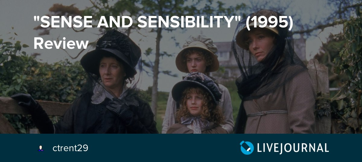 Sense And Sensibility 1995 Review Ctrent29 Livejournal