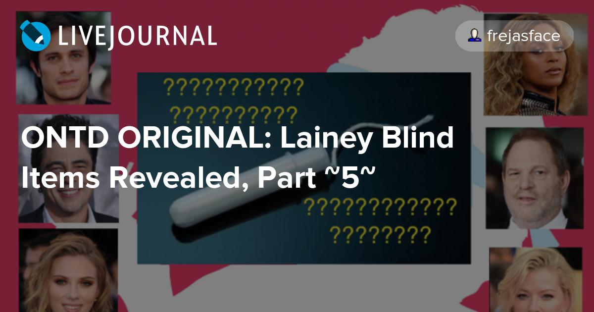 Lainey Gossip Blinds : Lainey Gossip Jacek – Design Gallery