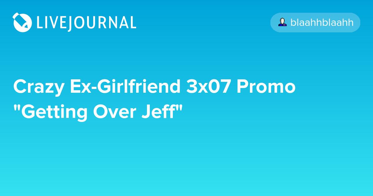 Crazy Ex-Girlfriend 3x07 Promo