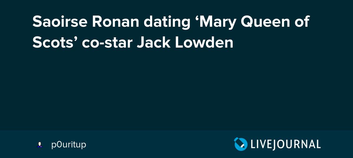 Ronan dating
