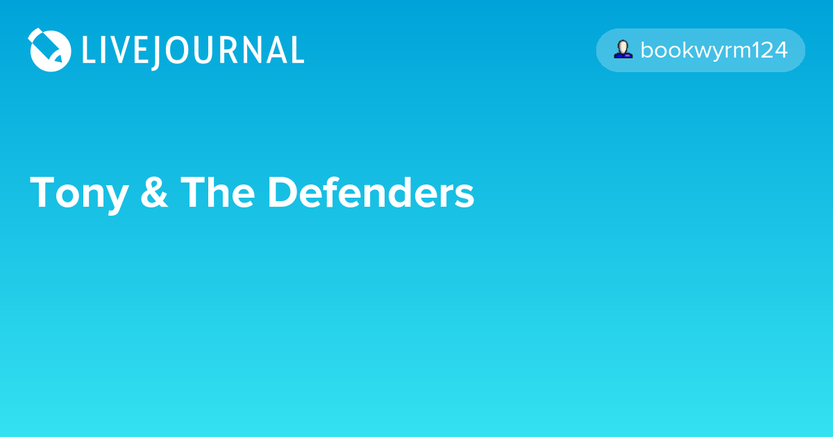 Tony & The Defenders: avengers_search — LiveJournal
