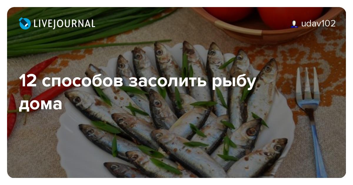 Как засолить целиком красную рыбу в домашних условиях рецепт