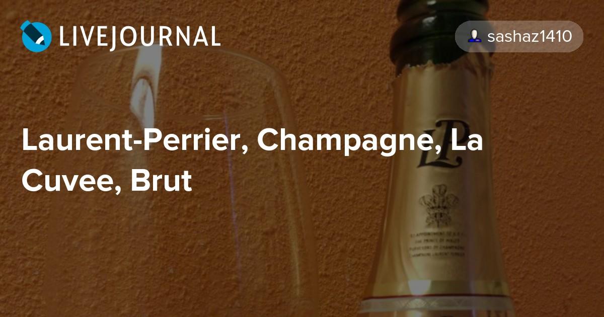laurent perrier champagne la cuvee brut. Black Bedroom Furniture Sets. Home Design Ideas