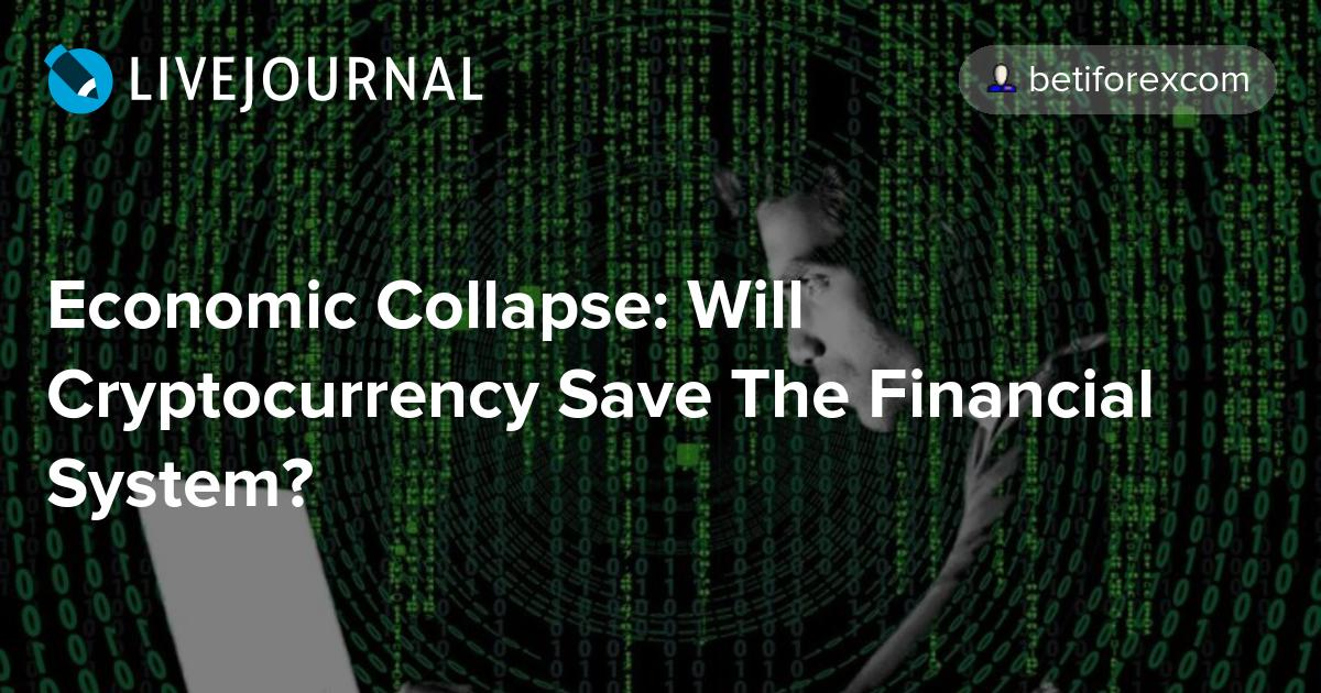 Cryptocurrency durning finacial crash