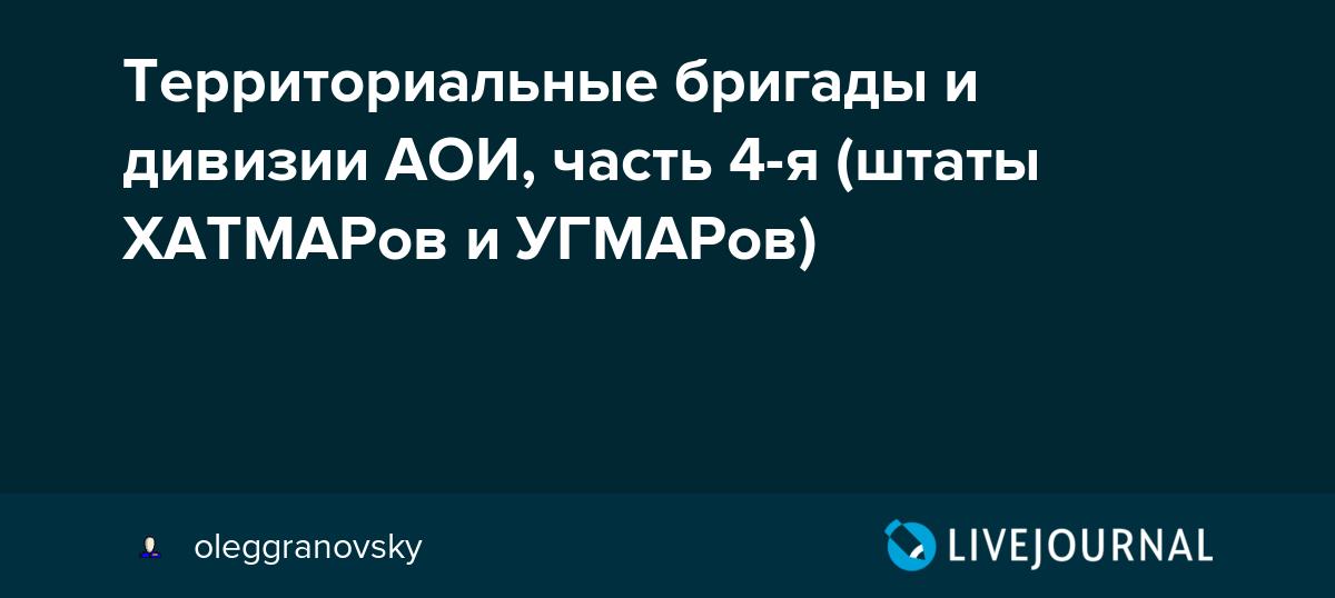 oleggranovsky.livejournal.com