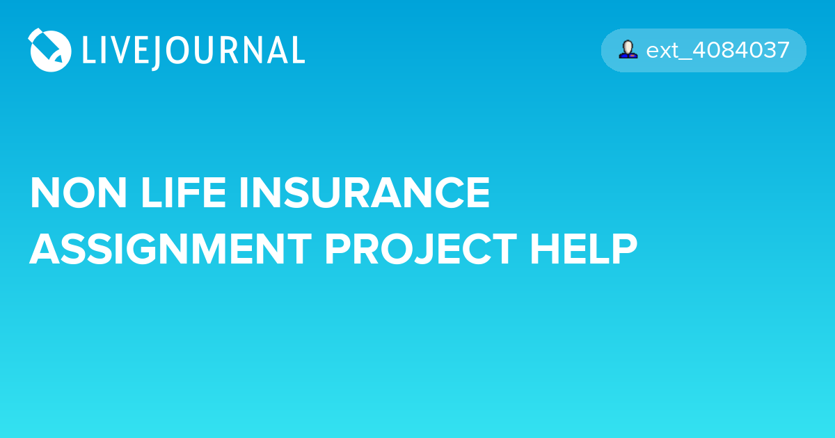 Insurance assignment