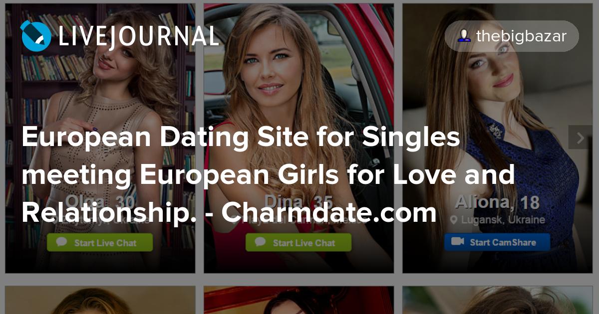 european dating sites singles