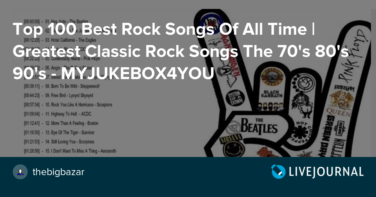 Mix · Top 100 Best Rock Songs Of All Time | Greatest Classic Rock