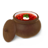 okhrim sent you a borsch!