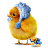 ptiza_ptiza sent you some chicken.