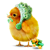 lavinia_k sent you a chicken