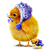 platinkansk sent you a chicken