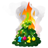bosyachka_mom sent you the burning tree