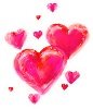 meus_venator sent you some Pink Hearts!