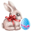 Someone sent you a Bunny with an Easter Egg!