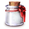 dustysock sent you a bottle of pure sparkle, indulge!