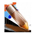 Кто-то подарил вам бронзовый карандаш ЖЖ