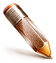 hismrs sent you bronze LJ pencil!