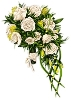 sehrg sent you a beautiful bridal Bouquet!