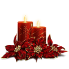 dime_for_12 sent you some beautiful Candles!