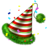 octagonal sent you a Party Hat!