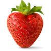 live_pizza sent you a succulent Strawberry!