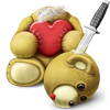 redbush27 sent you a Headless Teddy!