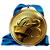 Someone sent you a Bronze Medal!