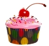 r1on sent you a delicious cupcake!