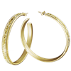 leona_t sent you some hoop earrings!
