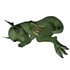 scaree sent you a sleeping dragon!