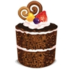musiquedevie sent you a delicious, chocolate torte!