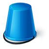 k_u_k_u_l_k_u_n sent you a Blue pail!