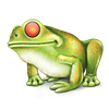 kayshapero sent you a Hypnotoad!