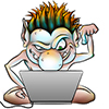 ivango05 sent you a Troll!