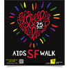 Someone sent you a charity vgift to help support the SF AIDS Walk!