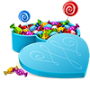 the_bestova sent you a Box of Candy!