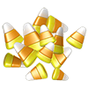 heyurs sent you some candy corn!