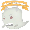 You have received a Halloween v-gift from LJ!