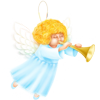 olga_euro sent you a Christmas Angel