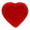 asakiyume sent you Fur Heart