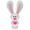 plumtreeblossom sent you Rabbit in love