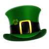 turquoisegeisha sent you St.Patricks Hat!