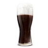 A secret admirer sent you a tall glass of root beer..